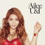 Ailee(エイリー)、2ndシングル「U&I」アートワーク公開!