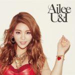 Ailee2ndシングル「U&I」発売中!&ディズニー映画「アナと雪の女王」 主題歌動画100万ヒット超え!