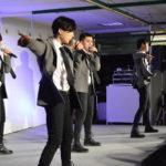 小倉井筒屋『Mnetワンダーランド 韓国エンターテインメント展』<br>MR.MRミニライブ&握手会
