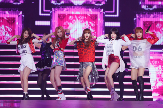 4Minute©CJ E&M CORPORATION, all rights reserved.