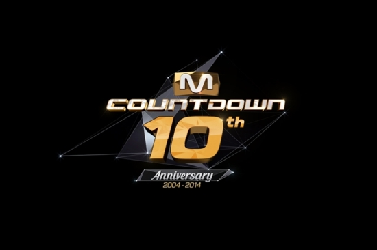 Mnet_M COUNTDOWN 10th Anniversary_Logo