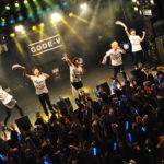 "CODE-V 3rd ライブハウスツアー""Never Say Never"" 9/7(日)福岡DRUM Be-1レポート"