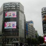 「チャン・グンソクデザインのT カード」TSUTAYA で発行開始!メッセージ動画が渋谷街頭ビジョンをジャック!