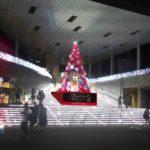 ダイバーシティ東京 プラザ2014のイルミネーションテーマは「未来 -future-」 東方神起初となるコラボイルミネーションがダイバーシティで実現!