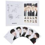 BIGBANG、未公開イメージを使用した切手「BIGBANG OFFICIAL STAMP」を、日本/中国/韓国の3か国同時発売!