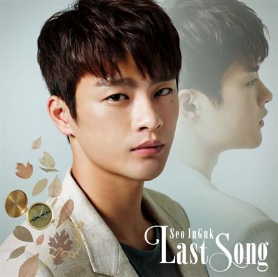 JK■ソ・イングク「Last Song」TypeB-2