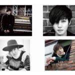 2月11日リリース、 待望のキム・ヒョンジュン2nd アルバム『今でも』<br>ジャケット写真が公開!!