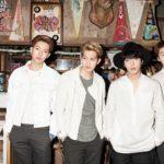 CNBLUE ニュー・シングル「WHITE」4月8日発売決定!!<br>ジャケ写、最新アーティスト写真公開!! 2015年初のライブ開催も決定!
