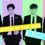 "EXCITE◇2ヶ月間にわたるコンサート""SEASON IN THE SUN EXCITE""が決定!"