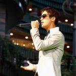 ソンモ ソロデビューCD「Tiramisu love」リリース記念予約会&発売イベントin キャナルシティ博多サンプラザステージ
