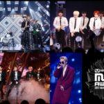 アジアNo.1の音楽授賞式 2015MAMA 12/2@香港<br>第1弾出演者 CNBLUE、防弾少年団、GOT7、Zion.T出演決定!