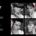 """6人6様の個性を見逃すな!<br>2PM Six """"HIGHER"""" Daysライブ・ビューイング実施決定!"""