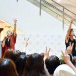 CODE-V 10th Single「DANCIN' CIRCLE」リリース記念イベント <br>11/14イオンモール福岡 レポート