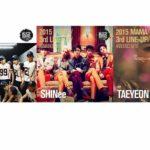 アジアNo.1の音楽授賞式 2015MAMA 12/2@香港<br> EXO、SHINee、テヨンの出演決定!