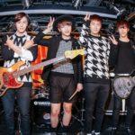 N.Flying(エヌフライング)の日本メジャーデビューシングル「Knock Knock」<br>リリースを記念したミニライヴに500人が集結!!! <オフィシャルレポート>