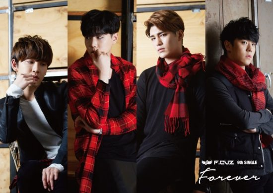 F.CUZ_Forever_4人