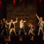 大国男児、ファンミーティングで5月のライブハウス・ツアーを発表!