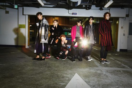 GROUP-BEAST GUESS WHO_【アー写】