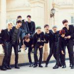"""10人の少年たちに注目せよ!!必見の新世代K-POPグループ""""UP10TION""""、<br>オリコンウィークリー洋楽アルバムランキング1位獲得!!!"""