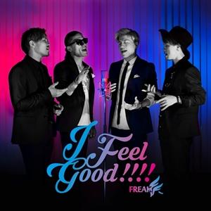【FREAK】I Feel Good!!!!_AQCD-77230s