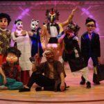 安東の新しい夏の名物 「HI MASK」(ハイ マスク)公演