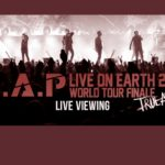 B.A.P LIVE ON EARTH 2016 WORLD TOUR FINALE [TRUE AWAKE!!]<br>ライブ・ビューイング 実施決定!