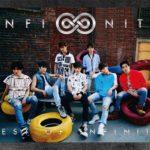 INFINITE初のベストアルバムのジャケット写真3形態が公開!