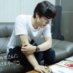日本でも話題の時代劇<テバク>で大人の俳優へと成長を遂げた<br>ヨ・ジングの来日ファンミーティング!!