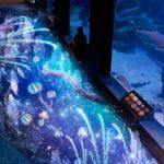 マリンワールド海の中道「夜のすいぞくかん-2016Summer- 」の<br>NAKEDの人気コンテンツが、大好評につき期間延長!