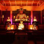今年のライトアップテーマは「博多織」。<br>新規4会場を含めた全13会場の寺社を魅力的にライトアップ!!
