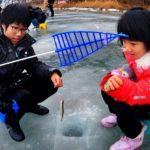 丁酉年新年最初のイベント 2017 安東岩山氷祭り※2017年は開催中止になりました