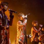 『CODE-V X'mas LIVE TOUR ~ミラクル あいら冬~♡もりあがるんば 2016~』<br>2016/12/11(日)福岡天神イムズホールライブレポート