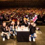 U-KISSツアーファイナルで重大発表!HOON(フン)のソロデビューが決定!