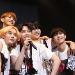 「MYNAME 2017 LIVE TOUR ALIVE」東京公演大盛況!  <br>初のLINE LIVE生中継も大好評!4月5日に2年ぶりのシングル発売決定!!