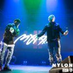 BIGBANGの弟分であるHIPHOPユニットMOBBとトレエン斎藤が<br>『NYLON JAPAN×Onitsuka Tiger』のプレミアパーティで夢の共演!! <br>≪オフィシャルレポート≫