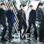 SHINee、アルバム「FIVE」発売!