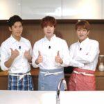 Mnet Japan のオリジナル料理番組がリニューアル!<br> 『おしえて!おいしいキッチン』 5 月より放送決定!!  <br>寺田真二郎&CODE-V のソル、ルイが旬のレシピを紹介!