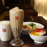 博多初出店!タピオカミルクティー発祥の台湾カフェ『春水堂』<br>アミュプラザ博多店を3月17日(金)にオープン