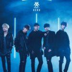 MONSTA X (モンスタ エックス)、日本デビューシングル『HERO』<br>5月17日 ユニバーサルミュージックより発売!!
