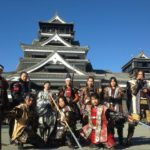 【JAF熊本】<br>「熊本城おもてなし武将隊と巡る熊本城」を復興祈願として開催します