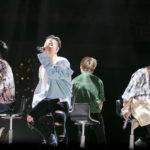 BIGBANG、約半年ぶりのステージ<br>スペシャルファンイベントドームツアー開幕!≪オフィシャルレポート≫