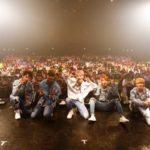 """100%の努力と100%のチームワーク!!! 一糸乱れぬ圧倒的なパフォーマンスを誇る 必見のK-POPグループ """"100%""""  6月28日にZepp DiverCityにて「100% Japan 2nd Single""""Warrior"""" SHOWCASE」開催! !<オフィシャルレポート>"""