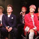 """韓国音楽史にその名を刻んだ音楽グループ """"SECHSKIES""""、<br>初の日本ファンミーティングに来場のファン2,000人が熱狂!!<br>≪オフィシャルレポート≫"""
