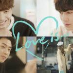 韓国 Onstyle と Tiffany&Co.の共同制作ミニドラマ 「Love is...」 <br>8 月 22 日(火) 日本初放送!!