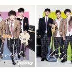 """イケメン台湾ボーイズバンド""""noovy""""、<br>日本メジャーデビューSGのジャケ写&アー写を公開!"""