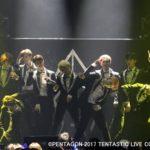 最旬、最強の10人がついに始動! 『PENTAGON 2017 TENTASTIC LIVE CONCERT IN JAPAN』≪オフィシャルレポート≫