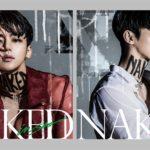 【MYNAME(インス)】  9月6日(水)発売ソロ・ミニアルバム『NAKED』、 <br> リード曲「NAKED LOVE」ミュージック・ビデオ公開! ジャケット写真公開!