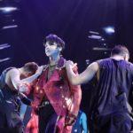【インス(MYNAME)】 韓国男性5人組グループMYNAMEの最年長インス <br>初のソロ・ライブ開催! 10月からの入隊前、最後のライブ!