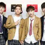 noovy(ヌーヴィー)日本メジャーデビュー 1stシングル『Garege』発売記念<br> 2017/9/23(土) HMV&BOOKS HAKATAインストアイベントレポート