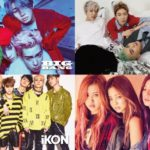 BIGBANG、WINNER、iKON、BLACKPINKなどYG FAMILYアーティストとROUND1のコラボキャンペーン決定!